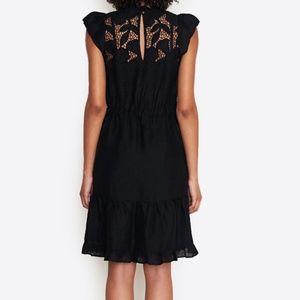 7903db2be0 Ulla Johnson Dresses - Ulla Johnson Amelie Dress in Black